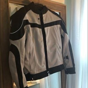Like New Men's Bilt Techno Motorcycle Jacket